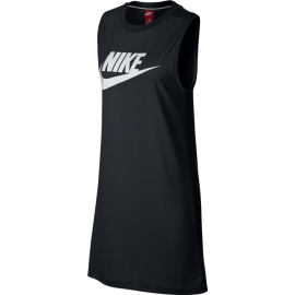 Nike Vestito Donna Logo Black