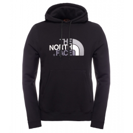 The North Face Felpa Drew Peak Nero Uomo