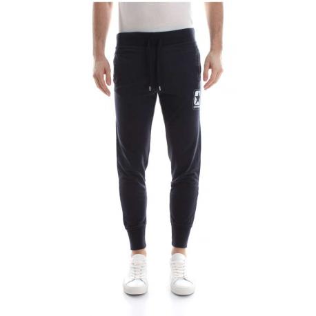 Converse Pantalone Classic Rib Slim Blu