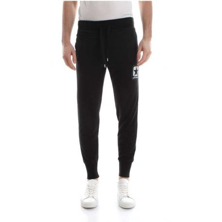Converse Pantalone Classic Rib Slim Nero