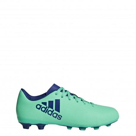 Adidas Bambino X 17.4 Fg Green/Green