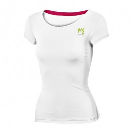 Karpos T-Shirt Donna Loma  White
