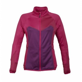 Rock Experience Fleece Donna Frida  Bright Rose