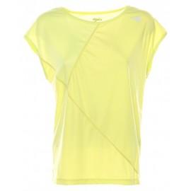 Diadora T-Shirt Donna Run Bright Green Sunny Lime