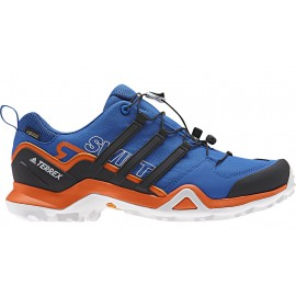 ADIDAS terrex swift r2 gore-tex raw steel/core black
