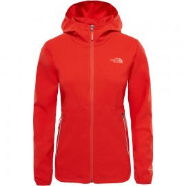 The North Face Antivento Donna Nimble  Fire Brik Red