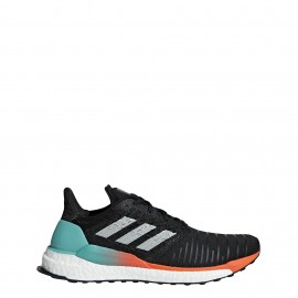 Adidas Solar Boost Black / Grey Two / Hi-Res Aqua