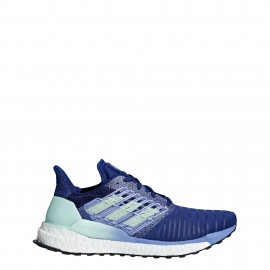 Adidas Donna Solar Boost Mystery Ink / Clear Mint / Real Lilac