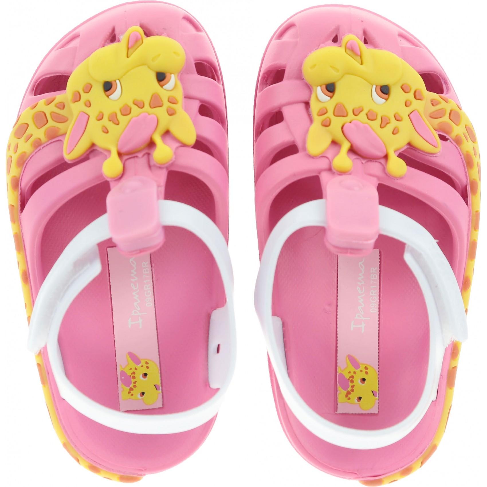 2070 82460 Acquist Ipanema Sandalo Rosa Junior Baby Giraffa Style WEDYHI92