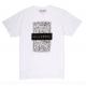 Billabong T-Shirt Scritta Bianco