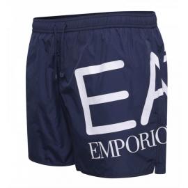 Ea7 Boxer Big Logo Blu