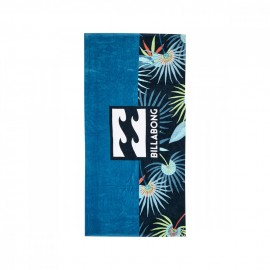 Billabong Telo Mare Logo  Blu