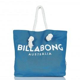 Billabong Borsa Logo Blu