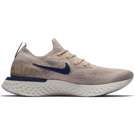 Nike Epic React Flyknit  Diffused Taupe/Blue Void