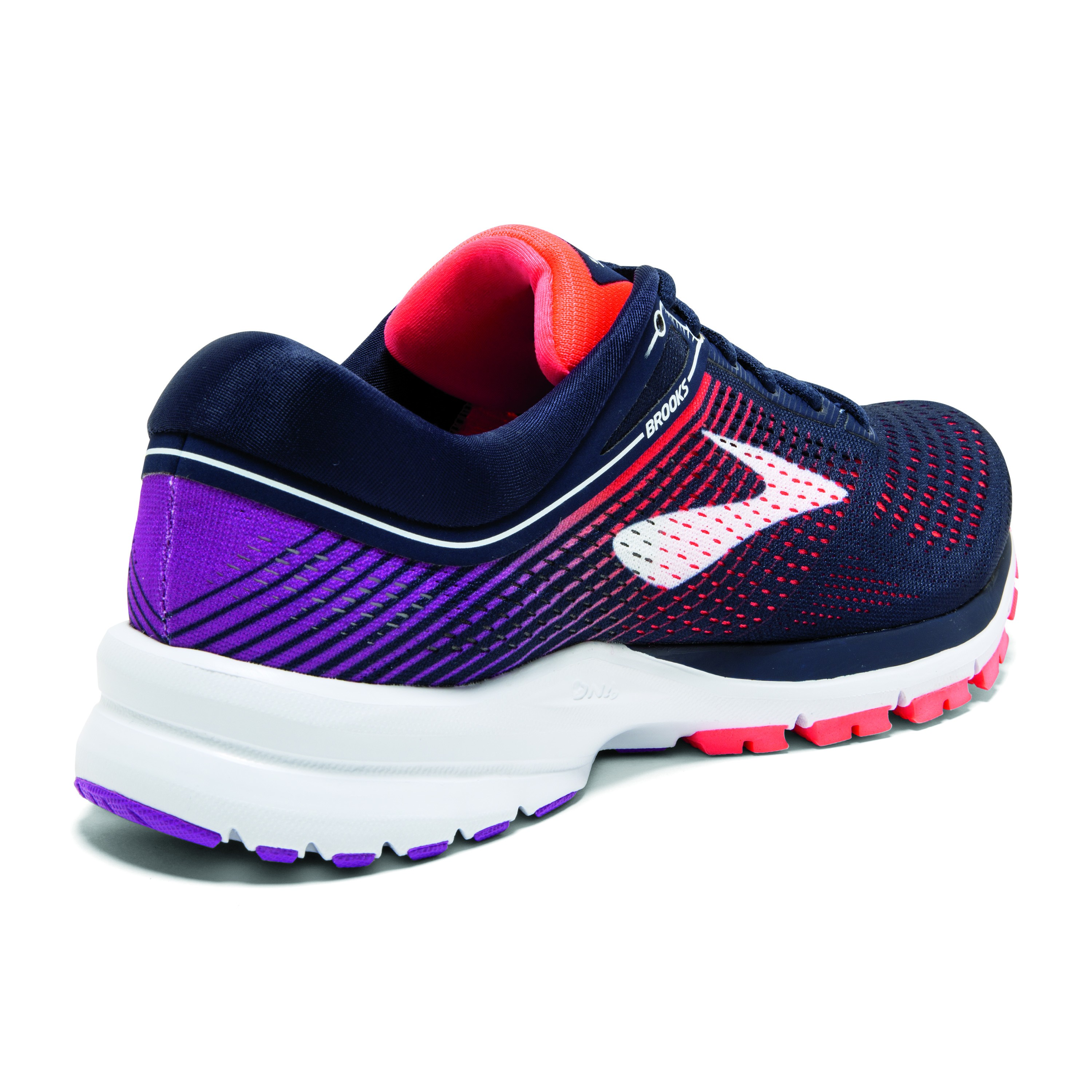 detailed pictures b459d 50d38 Running Brooks Launch 5 Pink/Black Donna 1202661B460 - Acquista su ...