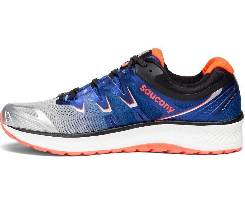 Running Saucony Triumph Iso4 SilverBlueVizired S20413 35 Acquis