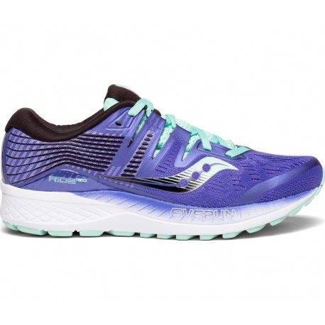 Running Saucony Ride Acquis Iso S10444 Donna 35 Violetblackaqua w4r5wqdxB bd2d1be90d9
