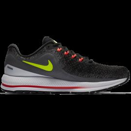 Nike Zoom Vomero 13  Black/Volt Gunsmoke