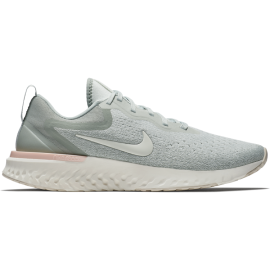 Nike Odyssey React  Lt Silver/Sail Mica Green Donna