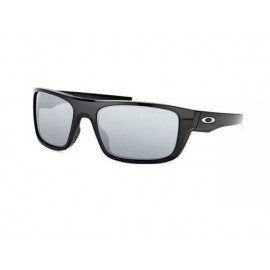 Oakley Occhiale Drop Point Pol Blu/Blk Irid