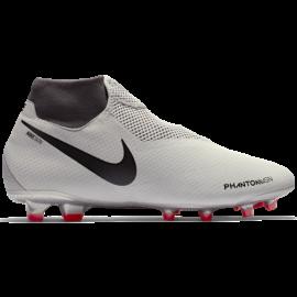 Nike Phantom Pro Df Fg Grigio/Rosso Uomo