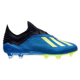 Adidas  X 18.1 Fg Blu/Giallo Uomo