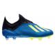 Adidas  X 18.1 Fg Blu/Giallo