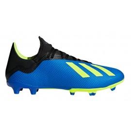 Adidas  X 18.3 Fg Blu/Giallo