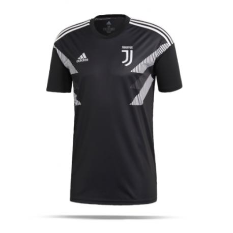 Adidas T-Shirt Mm Juve Pre Bianco/Nero