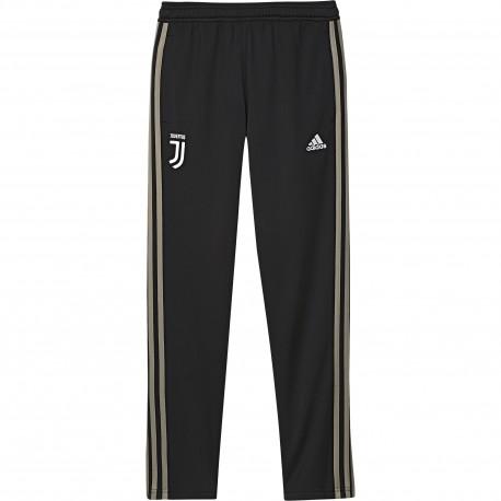 Adidas Pantalone Bambino Juve Poly Nero/Beige