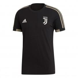 Adidas T-Shirt Mm Juve  Cotton Nero/Beige