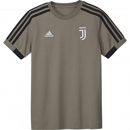 Adidas T-Shirt Bambino Juve 18/19 Beige/Nero