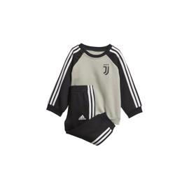 Adidas Tuta Baby Juve Beige/Nero