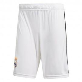 Adidas Short Real Home Bianco/Nero