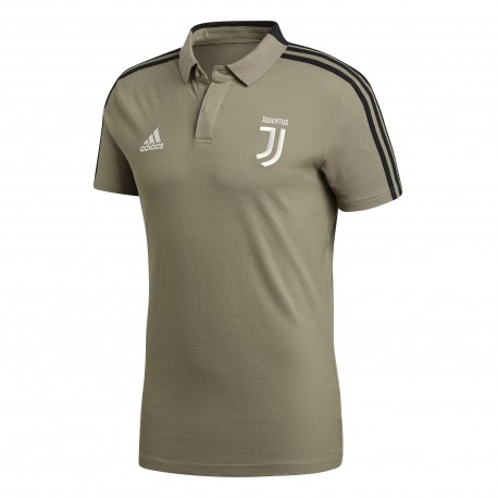 Adidas Polo Mm Juve Beige