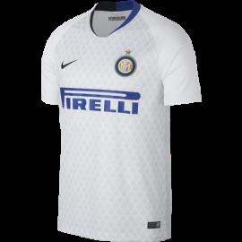 Nike T-Shirt Mm Inter Away Bianco/Nero