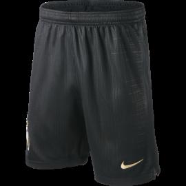 Nike Short  Inter Home Nero/Oro Bambino