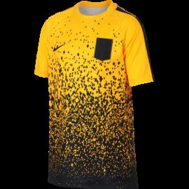 Nike T-Shirt Bambino  Mm Nyr Dry Academy Giallo/Nero
