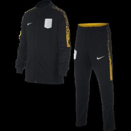 Nike Tuta Nyr Dry Academy Nero/Giallo Bambino