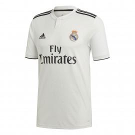 Adidas T-Shirt Mm Real Madrid Home Bianco/Nero Uomo