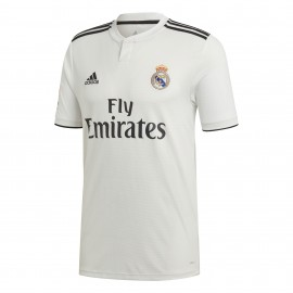 Adidas T-Shirt Mm Real Madrid Home Bianco/Nero