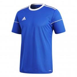 Adidas T-Shirt Bambino Mm Squadra Team Royal/Bianco