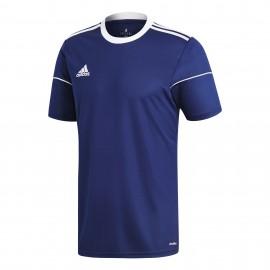 ADIDAS t-shirt mm squadra team blu/bianco bambino
