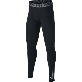 Nike Calzamaglia Pro Core Nero Bambino