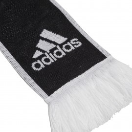 Adidas Sciarpa Juve Nero/Bianco