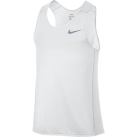 Nike Canotta Run Miler  White/White