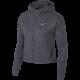 Nike Hoodie Donna Run F/Zip Elmnt  Gridiron/Ashen Slate Donna