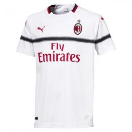 Puma Tshirt Mm Bambino Away Ac Milan Bianco/Rosso