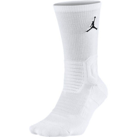 58681e808606d Basket Nike Calza Jordan Flight Crew Bianco SX5854-101 - Acquista s...