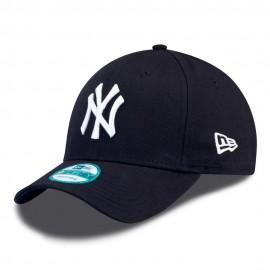 New Era Cap Legue Ess Ny Yankees  Navy